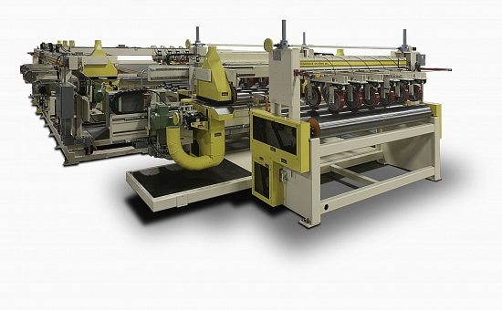 image for Roll Feed and Chain Feed Two Pass Panel Sizer