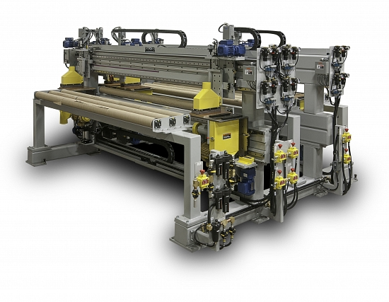 image for Trim and Splitting Plastics Machine