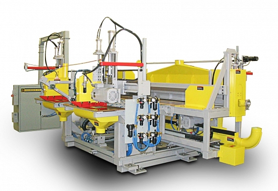 image for Trim and Cross-Cut Plastics Machine