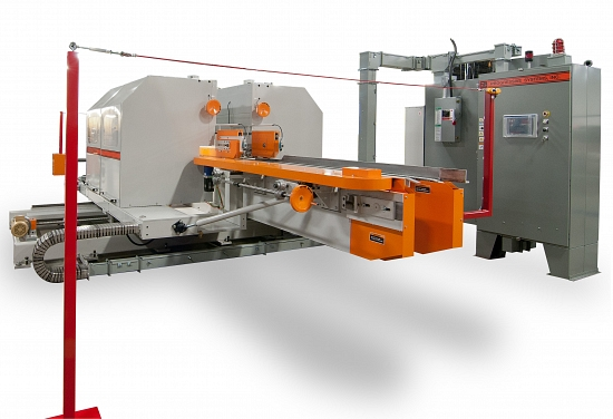 image for First Pass Ceiling Tile Machine